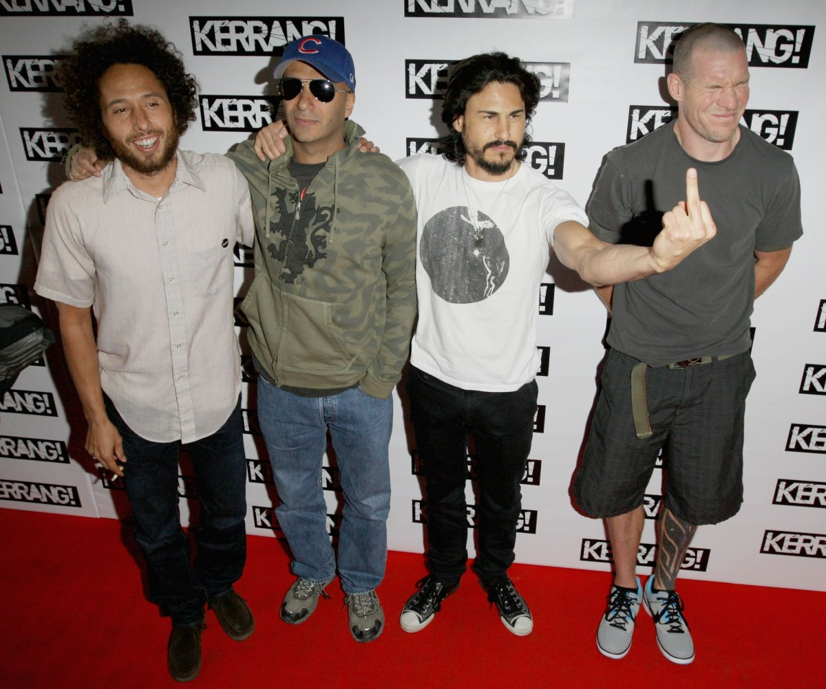 RANKED: Rage Against the Machine Albums - Reuben