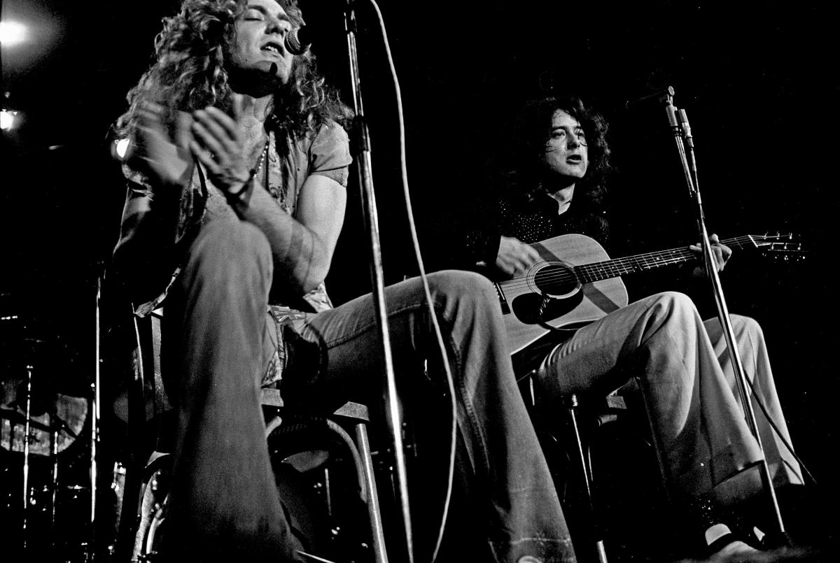 RRR: Led Zeppelin - The Rain Song