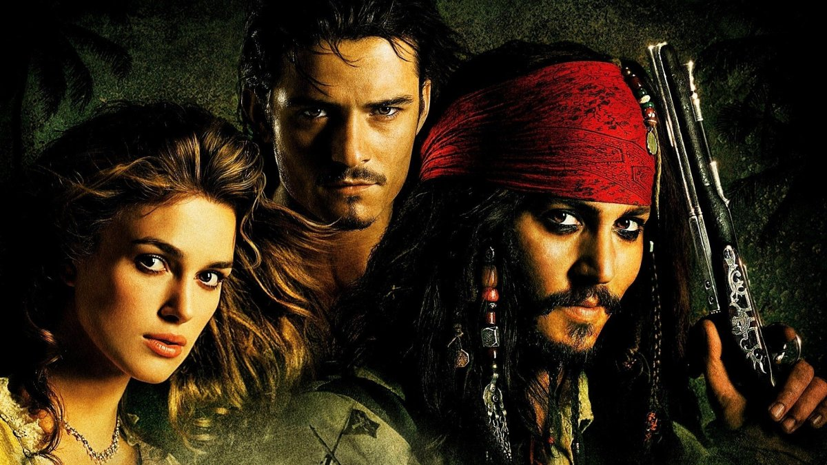 RANKED: Pirates of the Caribbean Films - Reuben